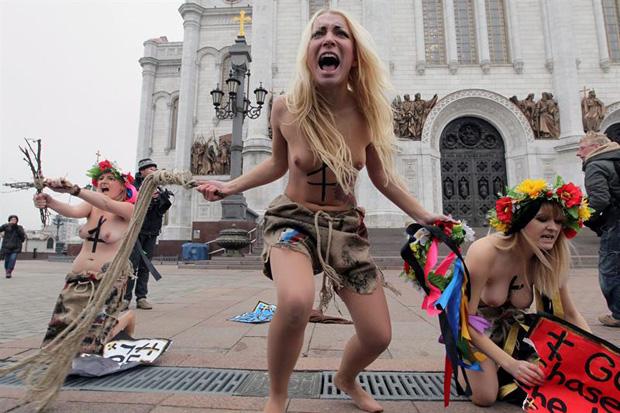 Фото голые женщины киева